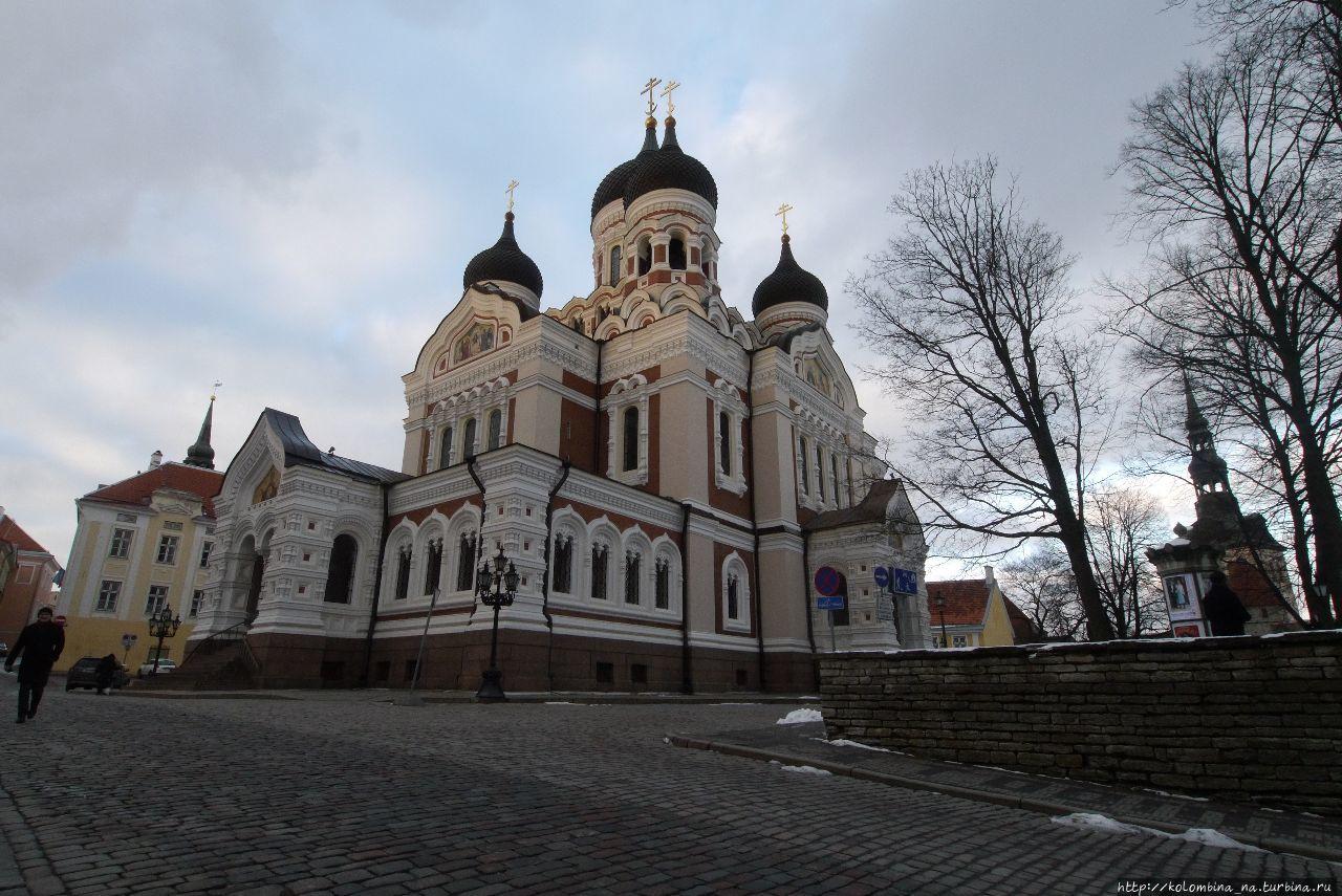 Православный собор Алекса