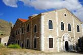 В Турции идет восстановление армянских церквей. Эта церковь тоже пройдет восстановление и будет превращена в музей и культурный центр.  Церковь Святой Троицы была построена в 1881 г. над дверью вырезаны ангелы, а внутри  находится множество барельефов с изображением Святой Девы Марии.
