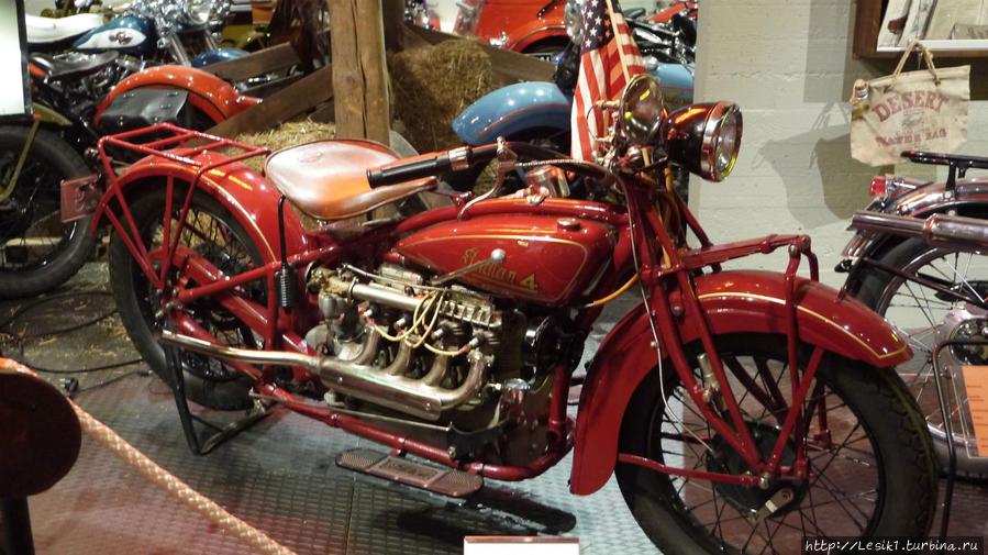 Музей мотоциклов Лахти, Финляндия