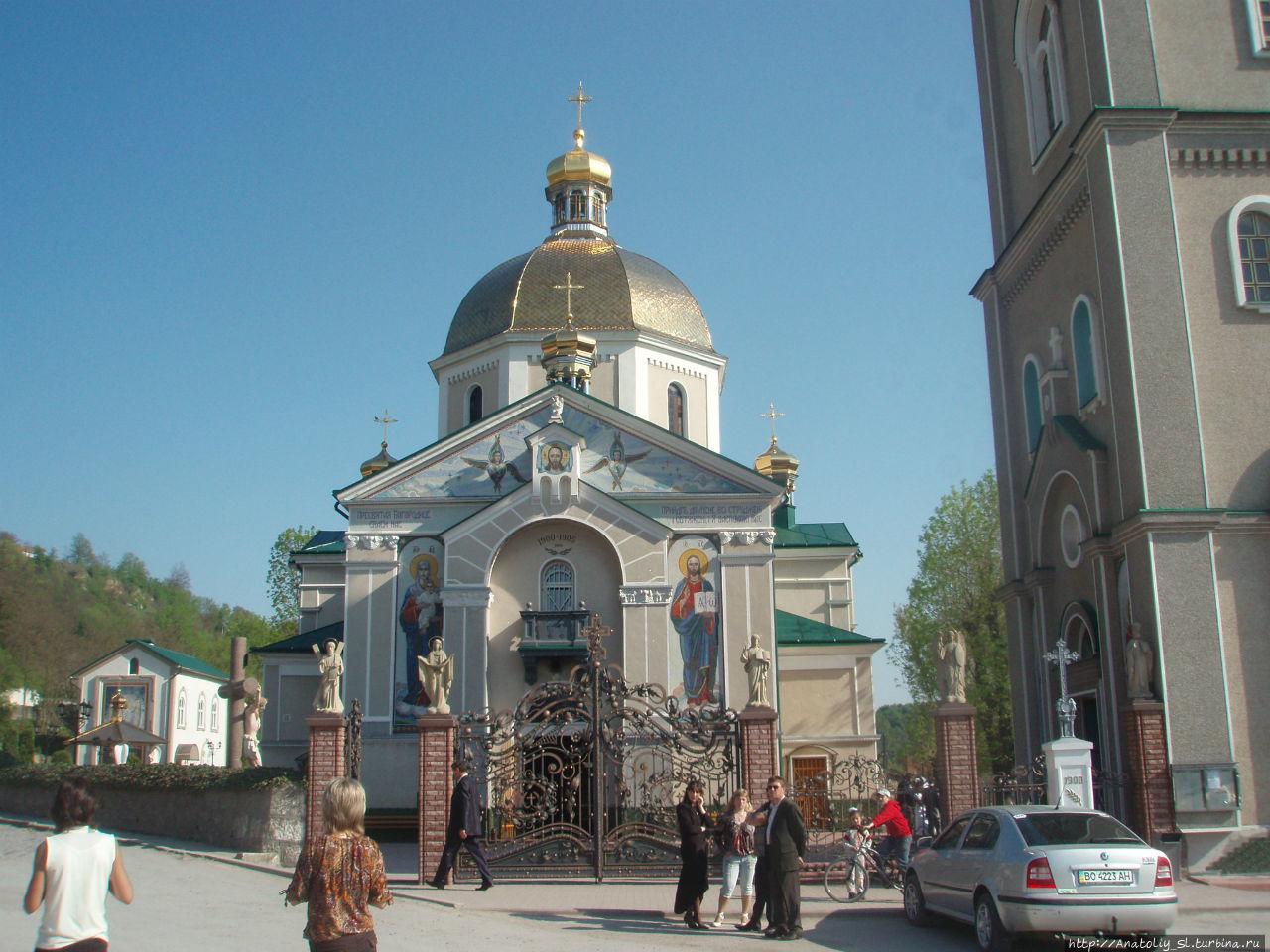 Храм Покрова Пресвятой Бо