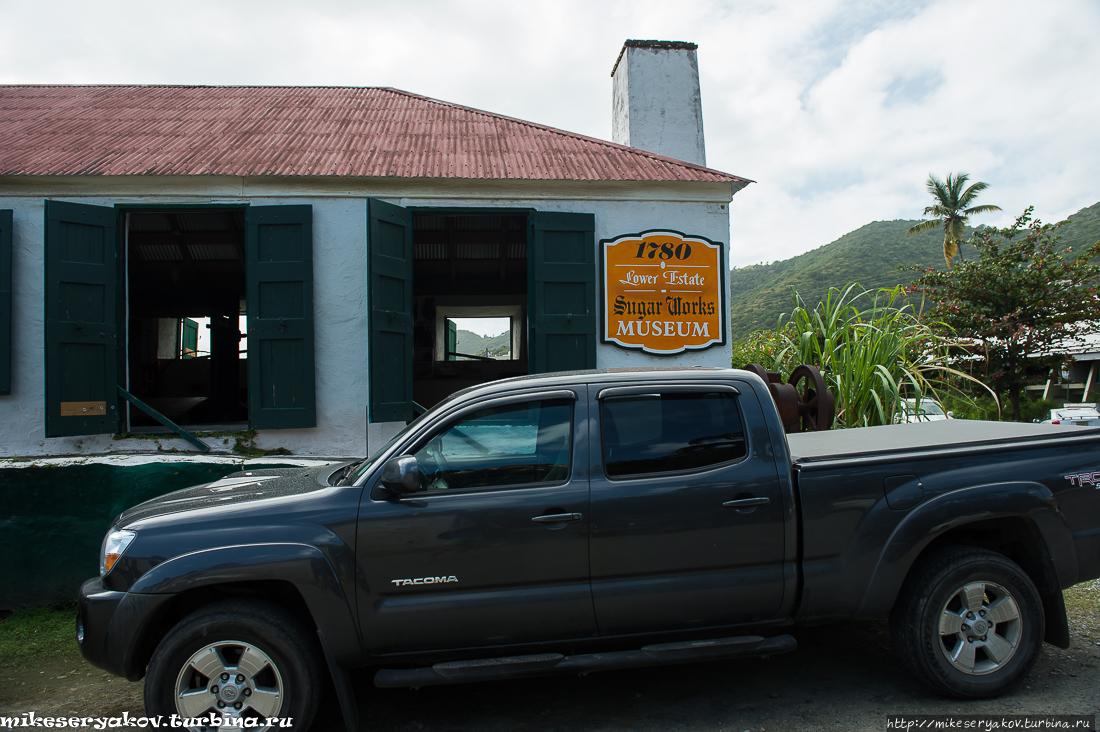 Карибская Тортола Остров Тортола, Британские Виргинские острова (Великобритания)