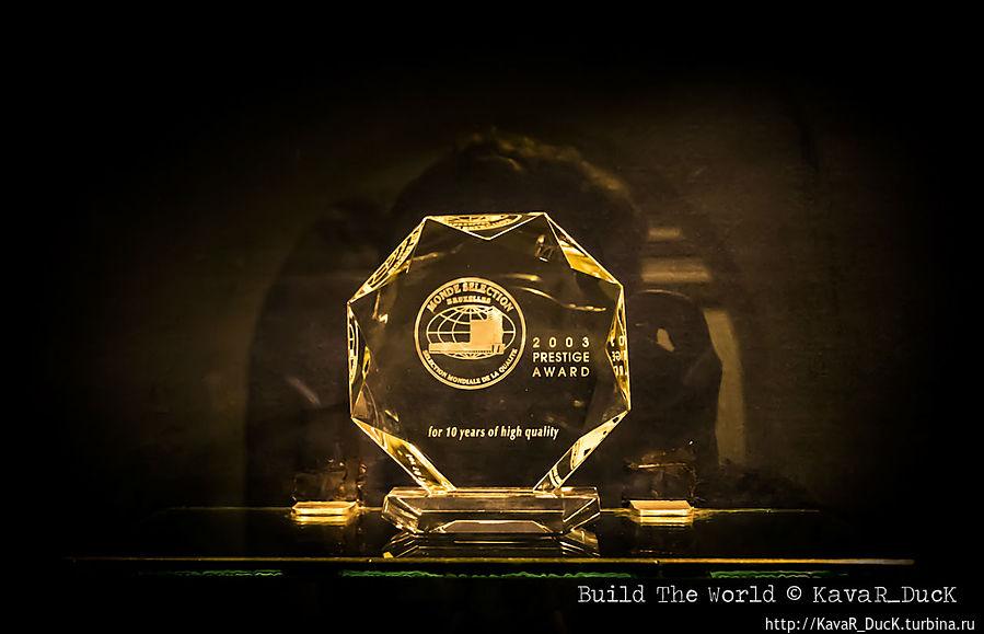 Кристальная премия