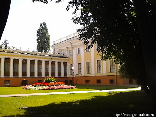 дворец Румянцевых-Паскеви