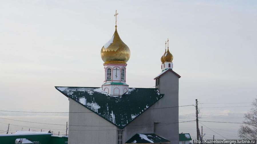 Церковь Петра и Павла в Петропавловске-Камчатском