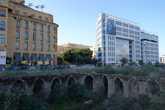 Римские развалины на площади Мучеников