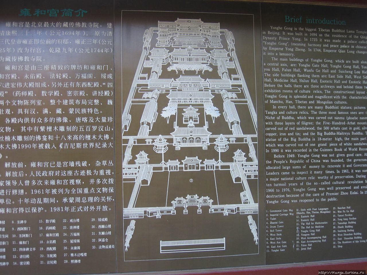 Ламаистский  храм Вечной
