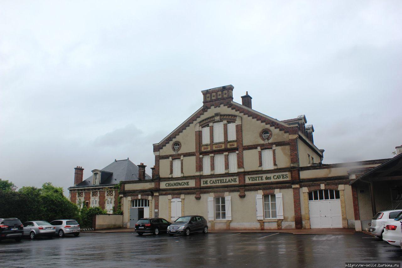 Торговый дом шампанского