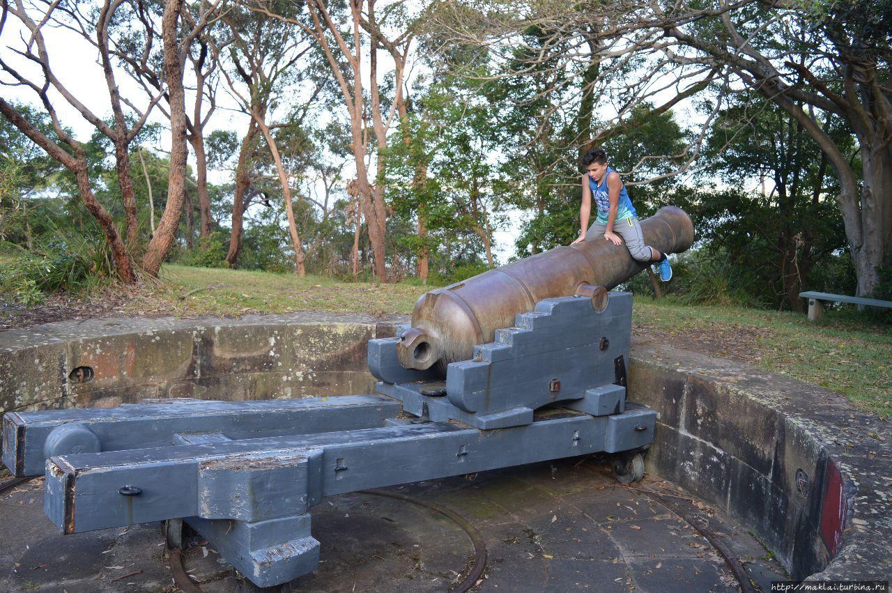 Сидней. Национальный парк гавани Сиднея Сидней, Австралия