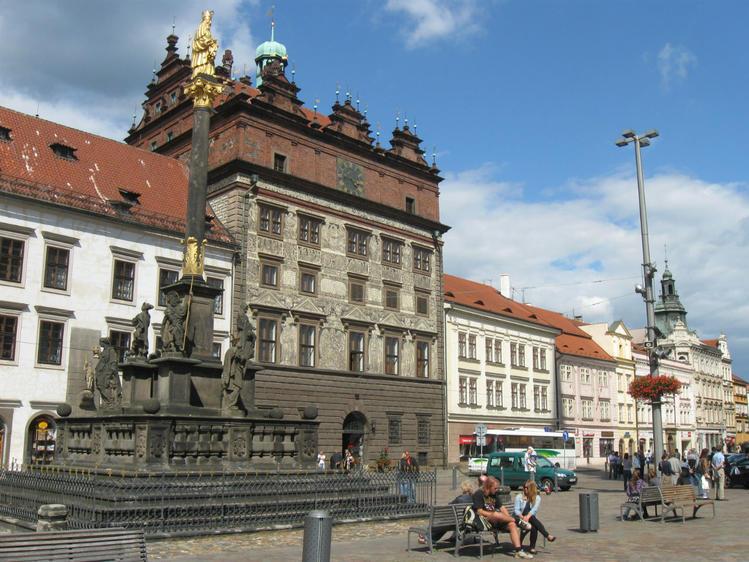 Здание городской ратуши