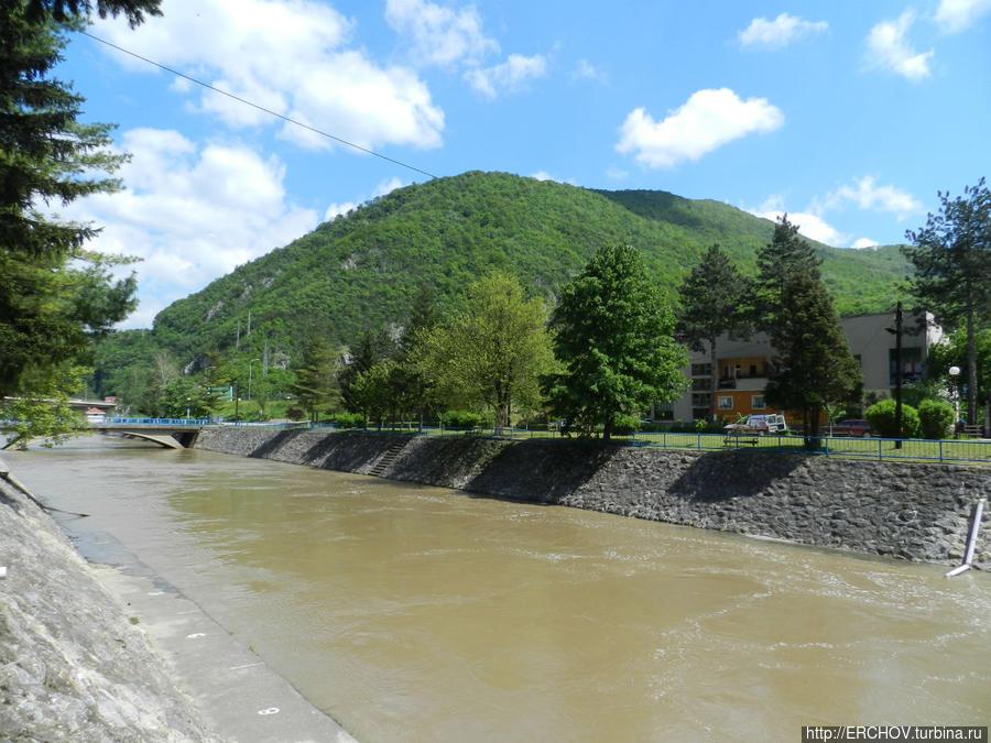 Овчар-Кабларское ущелье — Сербский Афон Овчар-Баня, Сербия