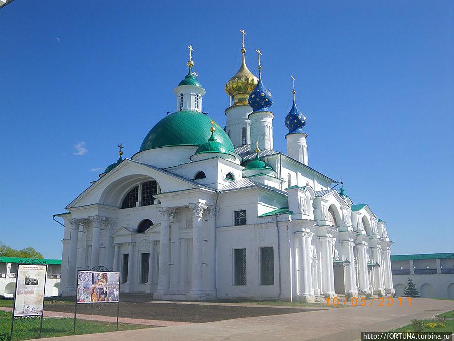 Храм св. Иакова Ростовского