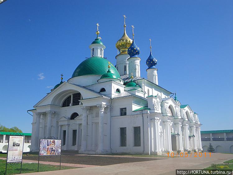 Храм св. Иакова Ростовско