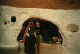 Одна из жительниц селения Матмата