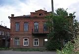 Несколько домов характерных для Уржума.