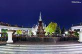 фонтан в парке Гагарина