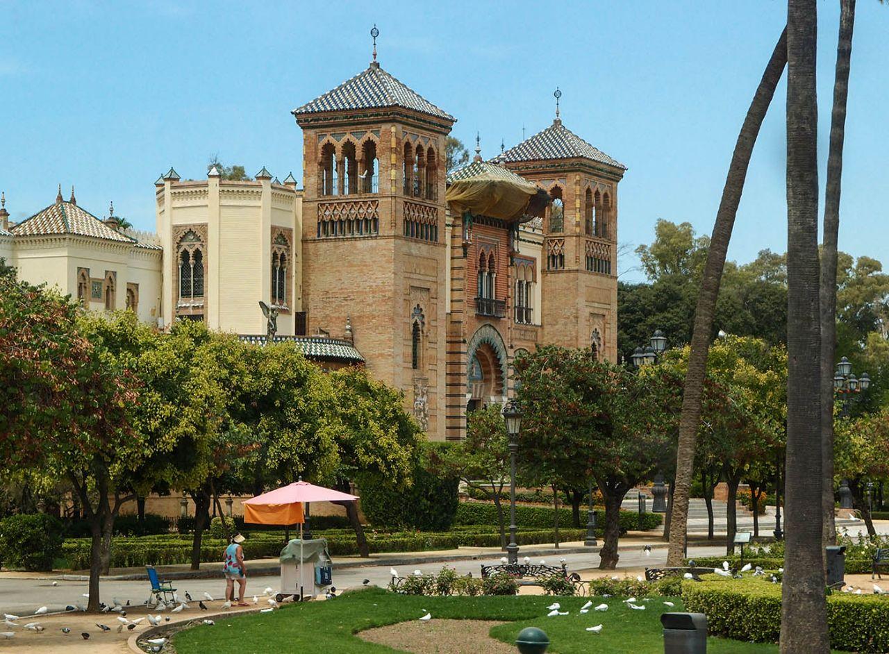 Краски Севильи Севилья, Испания