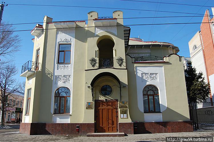 Особняк Э.Бореля, Волжска