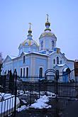 Церковь иконы Скорбящей Божией Матери