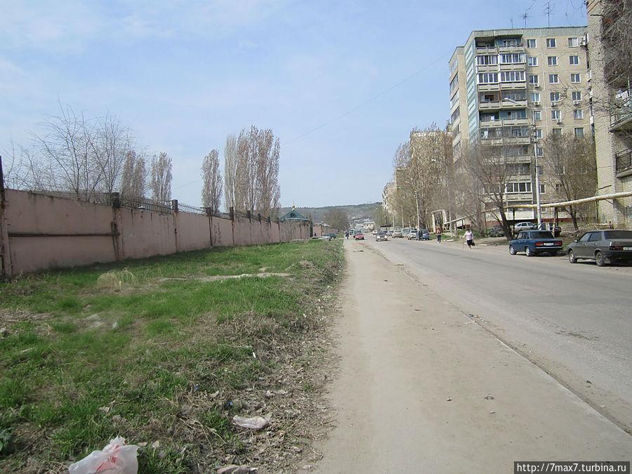 Улица Волгоградская