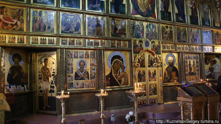 Церковь Петра и Павла в П