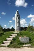 Памятник Сергию Радонежскому (скульптор В.Клыков)
