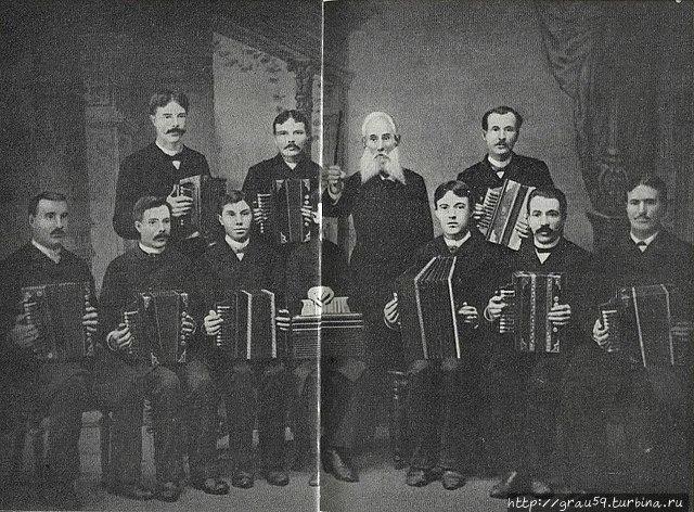 «Оркестр кружка любителей