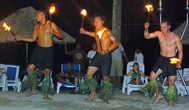 Танцы с огнем — в крови каждого фиджийца