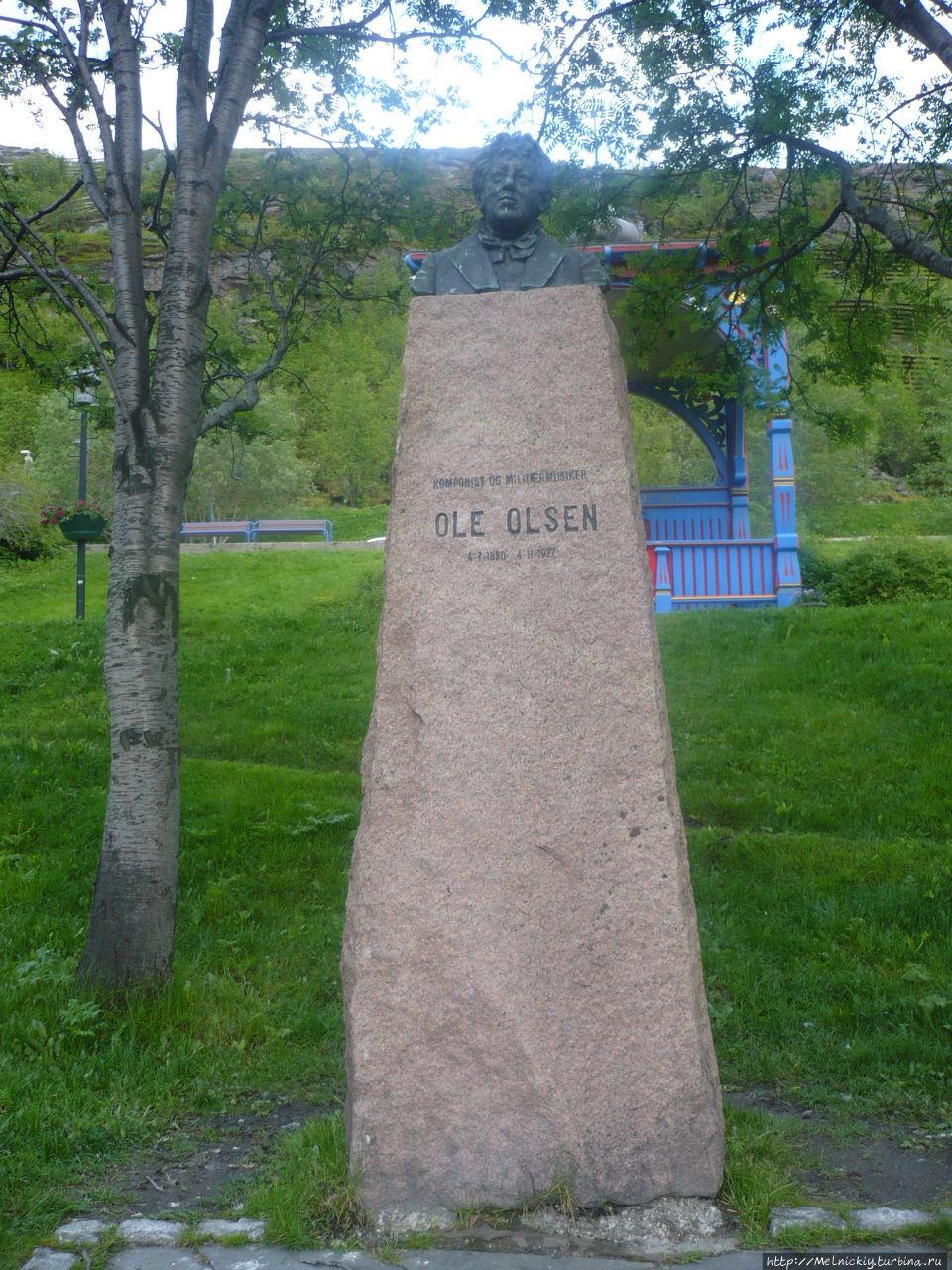 История Хаммерфеста- самого северного города мира Хаммерфест, Норвегия