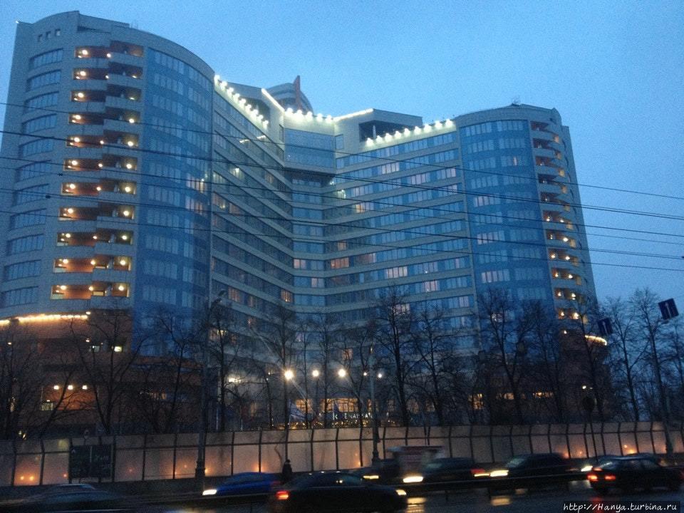 Отель Ренессанс в Москве