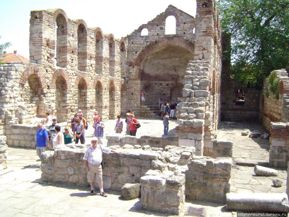 Церковь Святой Софии, конец V — начало VI века