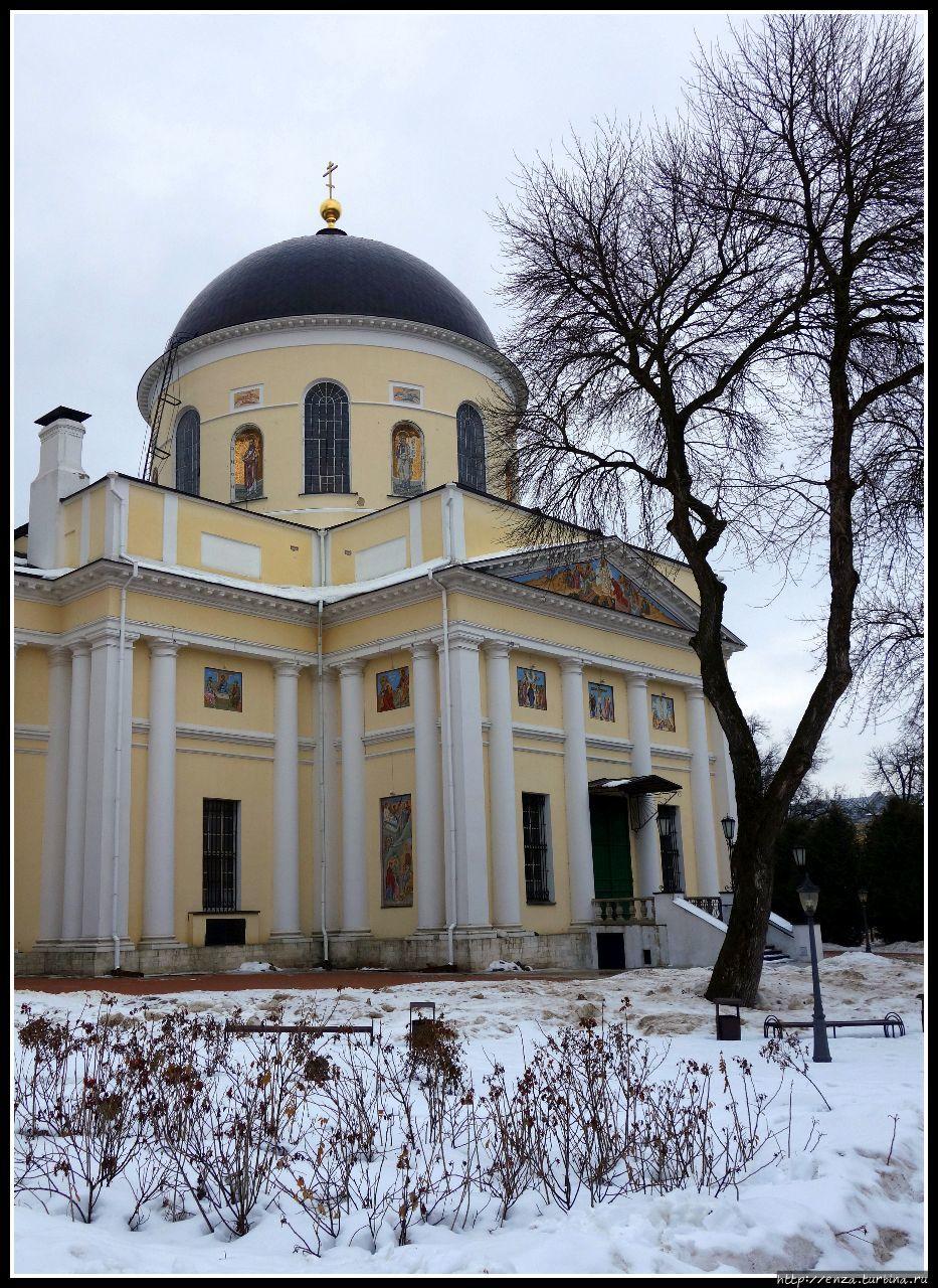 Троицкий кафедральный соб