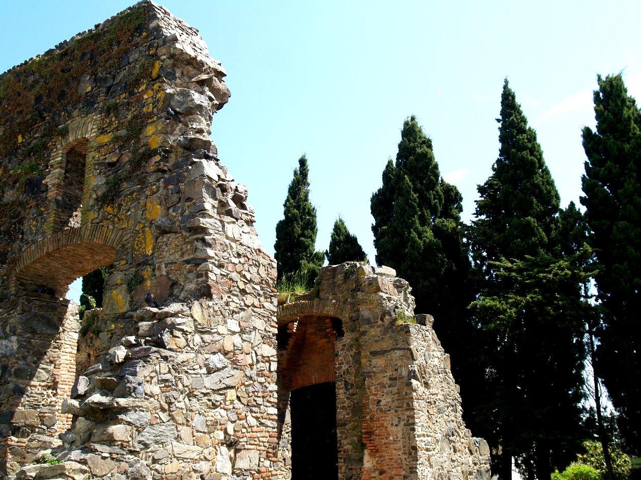 Руины конвента Св. Франциска Колония-дель-Сакраменто, Уругвай