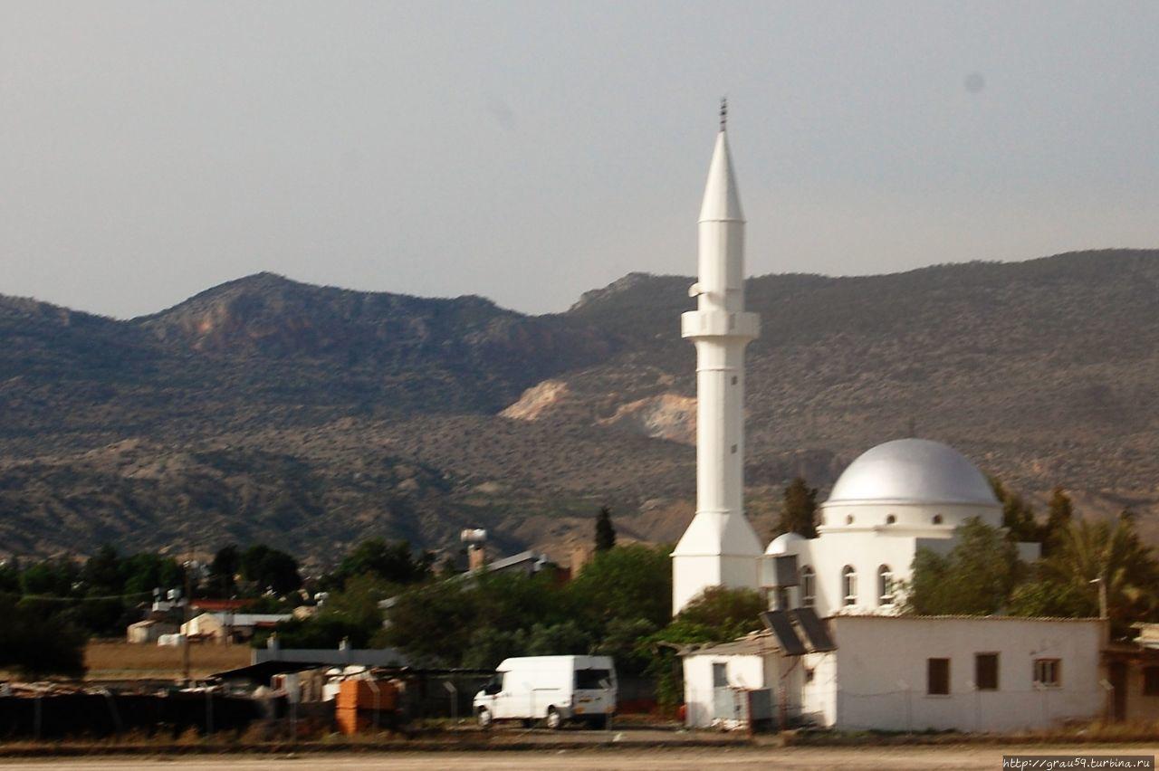 Северный Кипр одним днём. Сходство и непохожесть двух Кипров