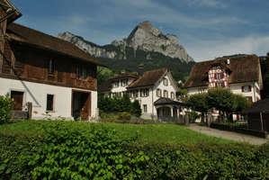 Старинная усадьба 16 века в Швице