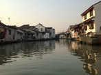 Круиз по Гранд Каналу города Сучжоу (