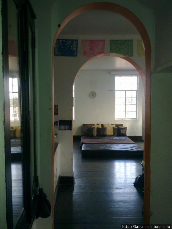 в хостеле Massiosare El Hostal