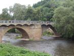 мост через Глан
