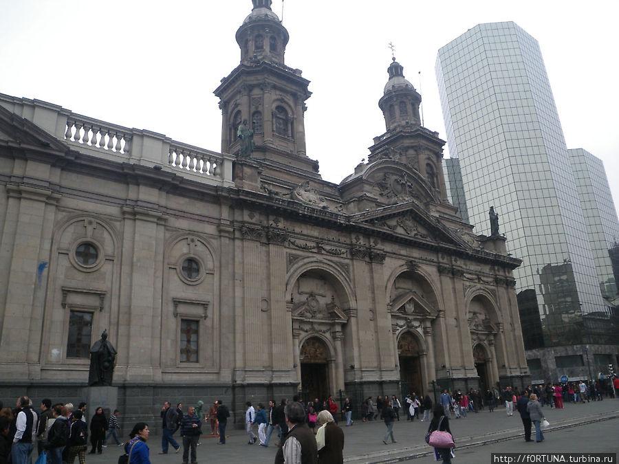 Главный собор Чили