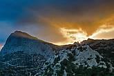 Слева гора Сокол