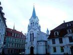 Церковь Скорбящей Богоматери — церковь католического прихода.