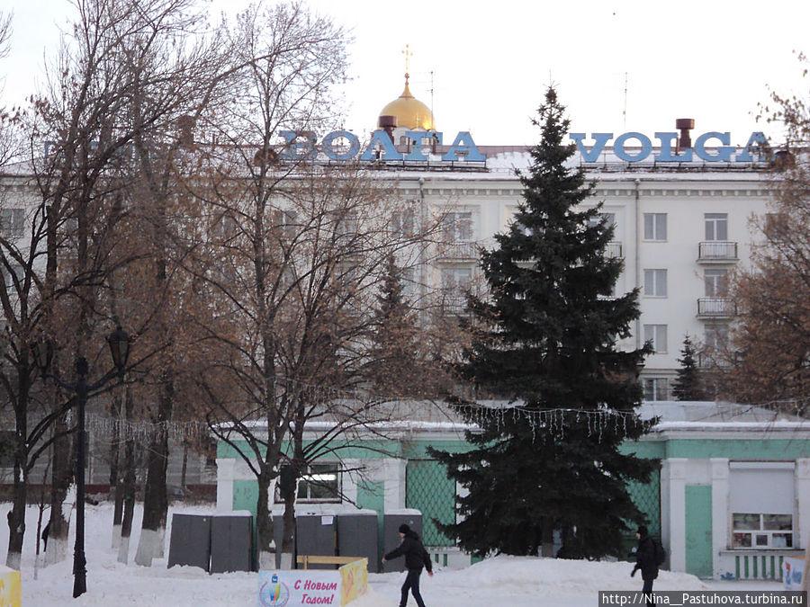 Два  зимних  дня  в  Самаре Самара, Россия