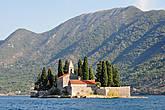 Вид на близлежащий остров Святого Георгия