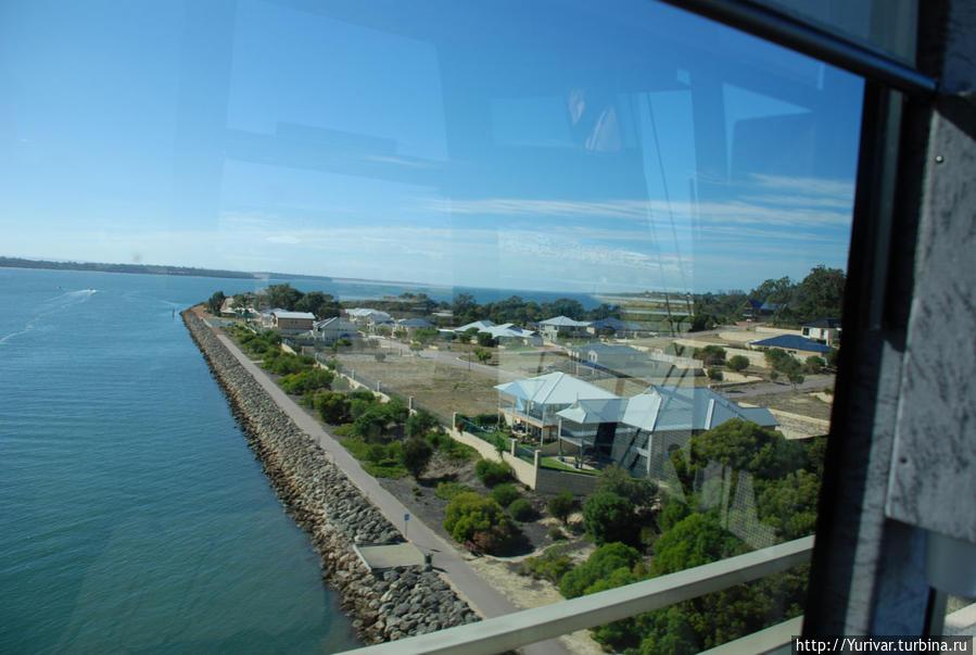 Пригороды Перта вдоль береговой линии океана — настоящие курорты Маргарет-Ривер, Австралия