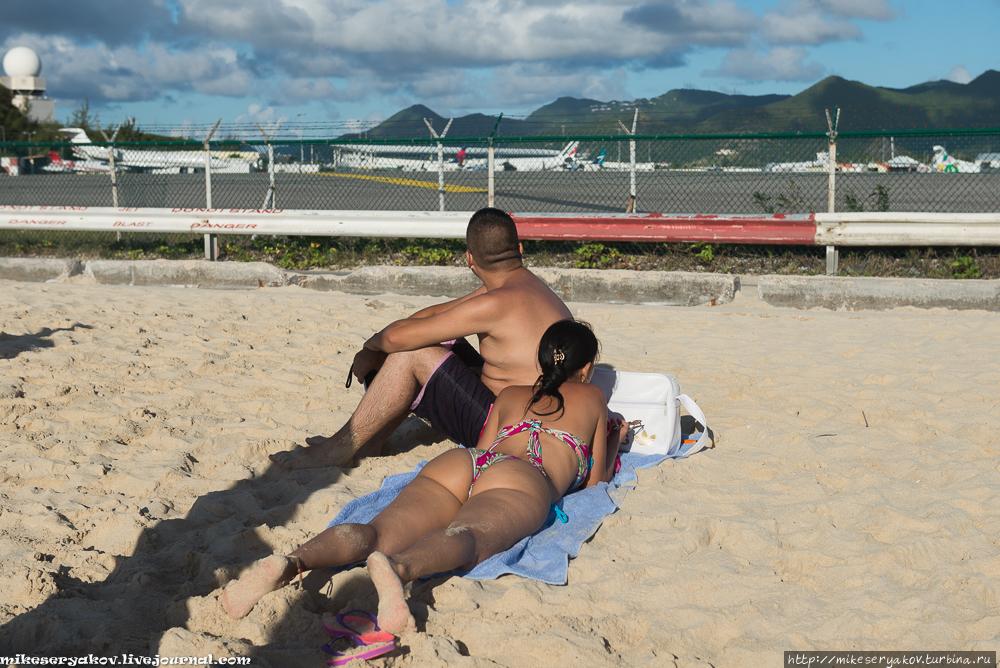 Самый известный карибский остров Синт-Мартен