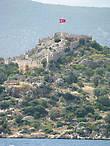 Древняя крепость Симены
