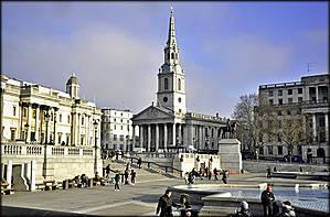 Церковь Святого Мартина, где могут молиться люди различного вероисповедования.