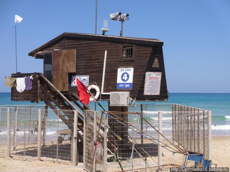 Спасательная будка