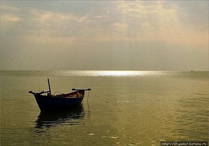 Сиамский залив, где находится остров Фукуок