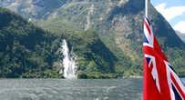 Водопад Bowen Falls