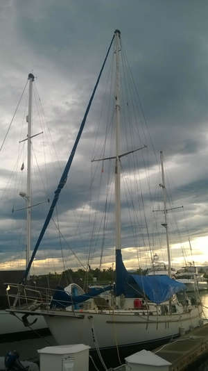 Моя лодка